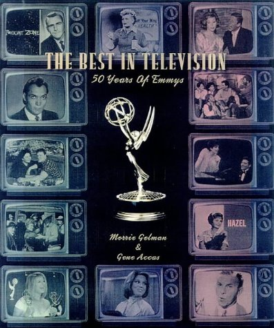 9781575440422: The Best in Television: 50 Years of Emmys