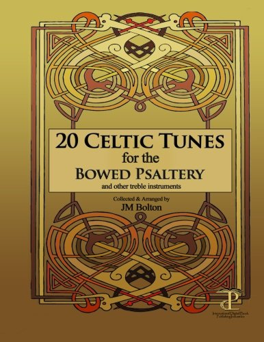 9781575500485: 20 Celtic Tunes for the Bowed Psaltery