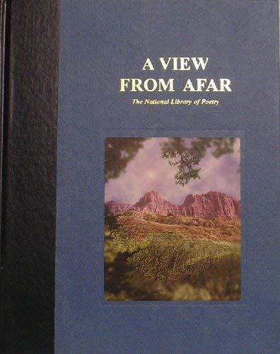 9781575534022: A VIEW FROM AFAR The National Library of Poetry