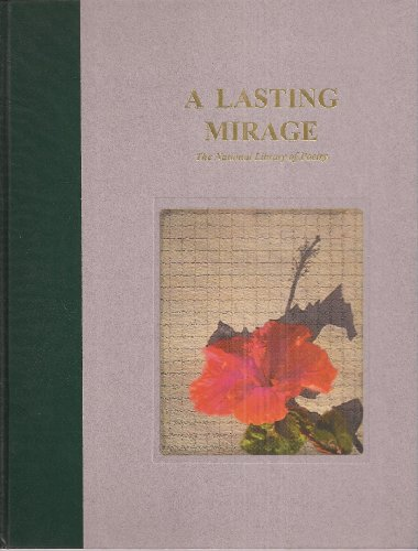9781575534039: A Lasting Mirage (The National Library of Poetry)