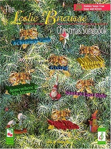 The Leslie Bricusse Christmas Songbook: Bricusse, Leslie