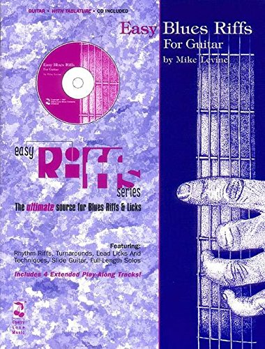 9781575600765: Easy Blues Riffs (Guitar)