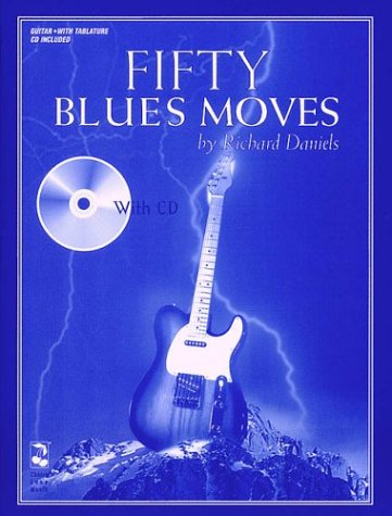 9781575600871: Fifty Blues Moves (Book & CD)