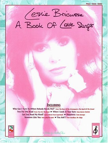 Leslie Bricusse: A Book of Love Songs (Inscribed to Gregory Peck): Bricusse, Leslie (Gregory Peck)
