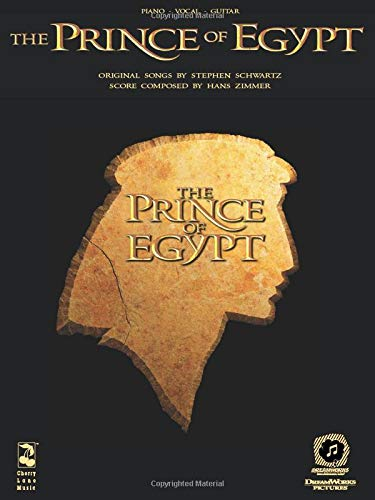 9781575601557: The Prince of Egypt: Piano, Vocal, Guitar