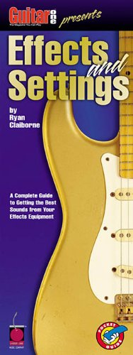 9781575601618: Guitar One Presents Effects and Settings