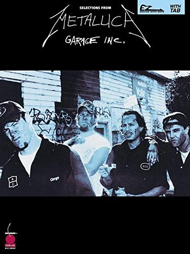 SELECTIONS FROM METALLICA GARAGE INC. The Metallicats Covering All Of: Metallica.