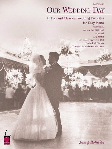 Our Wedding Day Easy Piano (Easy Piano (Hal Leonard)): Hal Leonard
