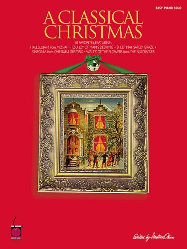9781575602615: A Classical Christmas (Easy Piano Songbook)