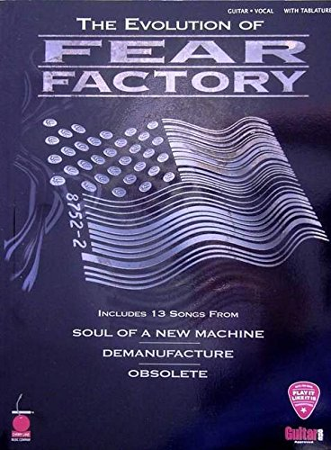 9781575602745: The Evolution of Fear Factory (Play-It-Like-It-Is)