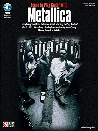 Learn to Play Guitar with Metallica (Cherry Lane): Metallica; Composer-Joe Charupakorn