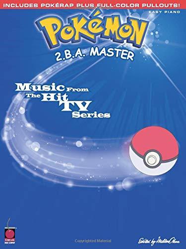 9781575602899: Pokemon 2.B.A. Master: E-Z Play Songbook (Piano-Fun!)