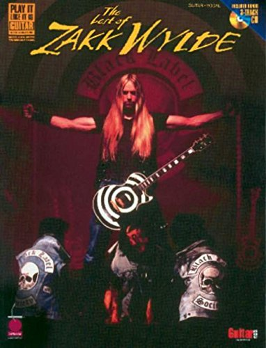 9781575603360: The Best of Zakk Wylde (Play-It-Like-It-Is)