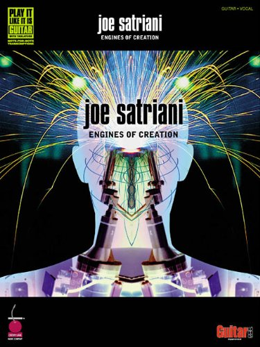 9781575603988: Joe Satriani - Engines of Creation (Play It Like It Is)