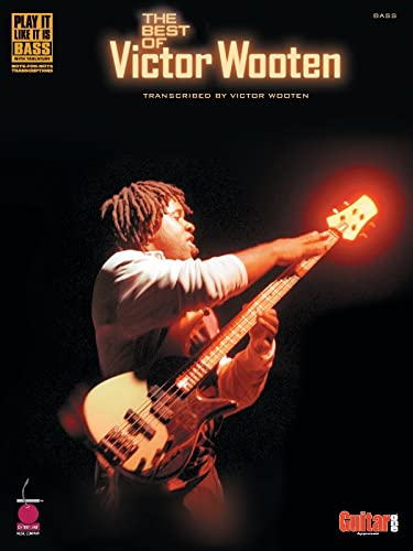9781575604138: The Best of Victor Wooten: Transcribed by Victor Wooten