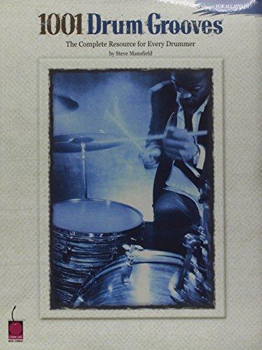 9781575604190: 1001 Drum Grooves Drums