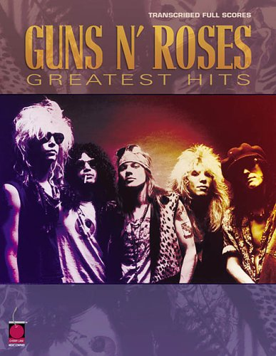9781575604435: Guns N' Roses Greatest Hits (Transcribed Scores)