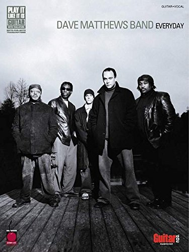 9781575604633: Dave Matthews Band - Everyday (Play-It-Like-It-Is)