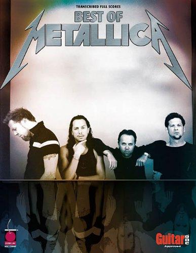 Best of Metallica - Transcribed Full Scores: Metallica