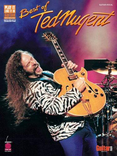 9781575605067: Best Of Ted Nugent Guitar Vocal