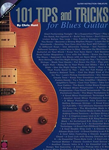 101 tips and trick for blues guitar tab - AbeBooks