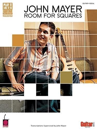 9781575605845: John Mayer: Room For Squares (TAB)