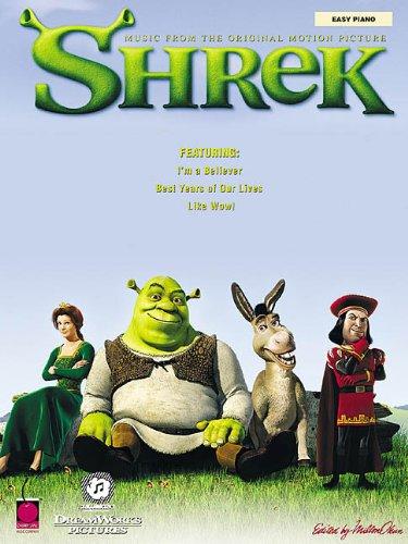 9781575605876: Shrek (Easy piano)