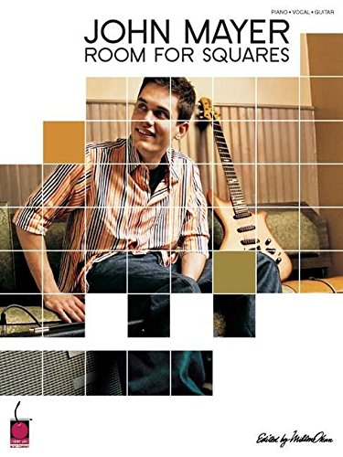 9781575606149: John Mayer - Room for Squares (Piano/Vocal/guitar Artist Songbook)