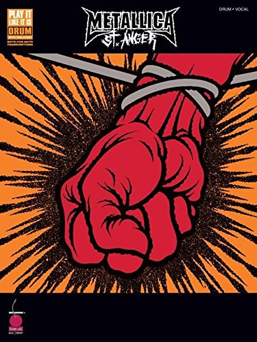 9781575606842: Metallica - St. Anger (Play It Like It Is)