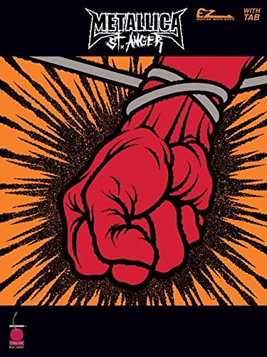 9781575606859: Metallica: St. Anger (Easy Guitar with Riffs) (Ez Guitar With Tab)
