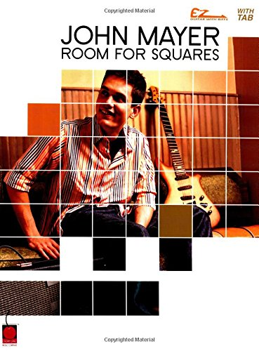 9781575607009: John Mayer - Room for Squares Guitare