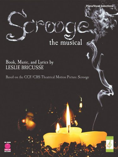 9781575607856: Scrooge: Vocal Selections (Leslie Bricusse Songbook)