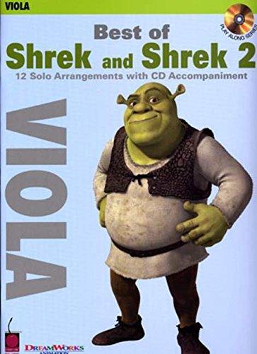 9781575608037: Best of Shrek and Shrek 2: Viola (Play Along (Cherry Lane Music))