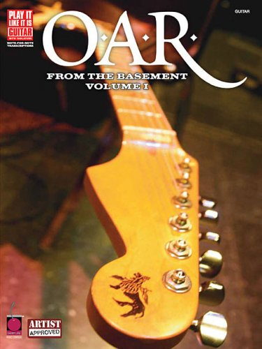 9781575608426: O.A.R. (From the Basement Volume 1) (Play It Like It Is Guitar)