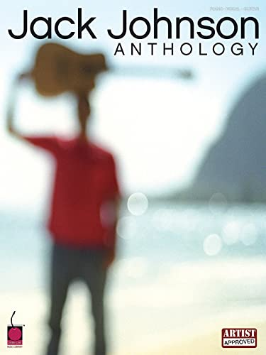 9781575608518: Jack Johnson: Anthology (Piano/Vocal/guitar Artist Songbook)