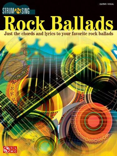 9781575608587: STRUM SING ROCK BALLADS