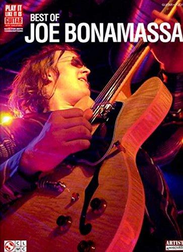 9781575608945: Joe Bonamassa: Best of (Tab) Guitare