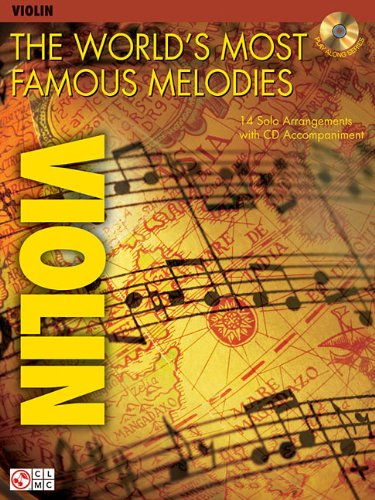 9781575609003: The World's Most Famous Melodies