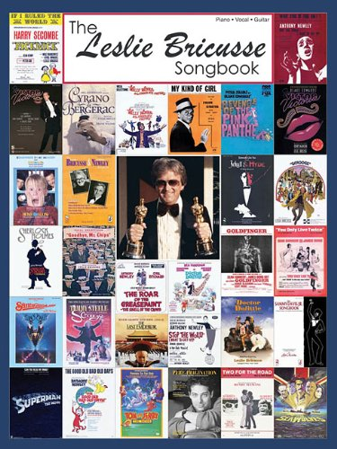 9781575609126: The Leslie Bricusse Songbook