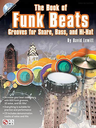 9781575609225: The Book of Funk Beats: Grooves for Snare, Bass, and Hi-hat
