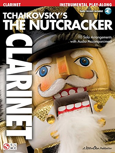 9781575609607: Tchaikovsky'S The Nutcracker (Clarinet) Clt Book/Cd (Play Along (Cherry Lane Music))
