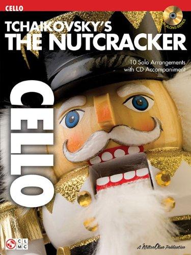 9781575609645: Tchaikovsky's The Nutcracker (Cello) (Play Along (Cherry Lane Music))