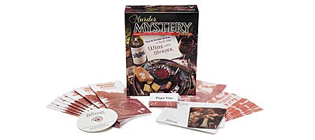 Taste for Wine and Murder: Murder Mystery