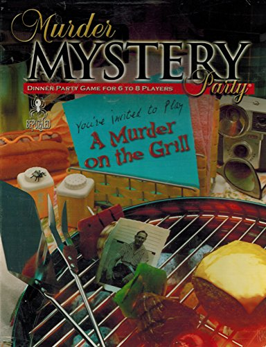 9781575611303: A Murder on the Grill: Murder Mystery Party