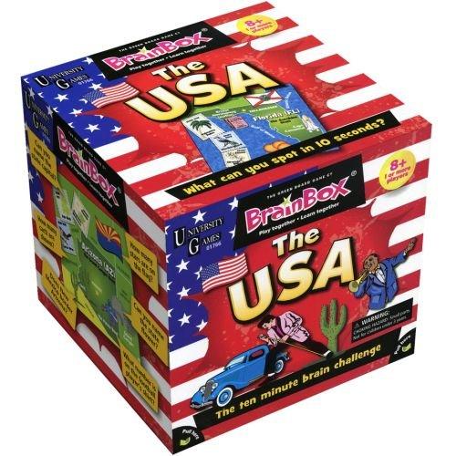 9781575612355: Brain Box USA