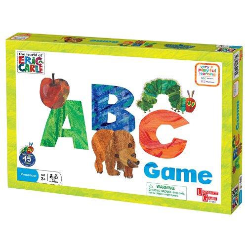 9781575615301: Eric Carle's ABC Game