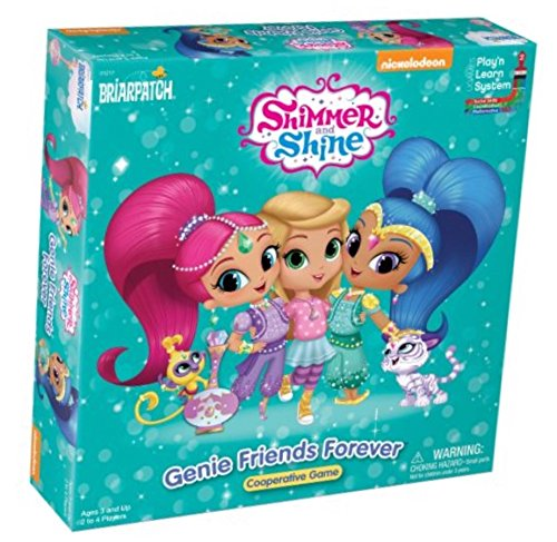 9781575618975: Shimmer and Shine Genie Friends Forever