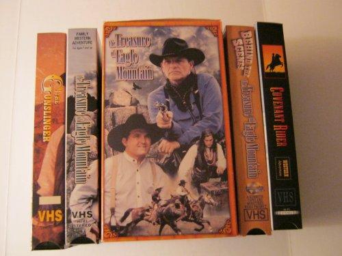 9781575621111: The Faith Adventures of Wichita Slim (The Gunslinger/The Treasure of Eagle Mountain/Covenant Rider) [VHS]