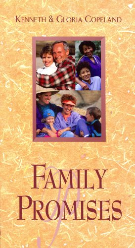 Family Promises (1575621185) by Gloria Copeland; Kenneth Copeland