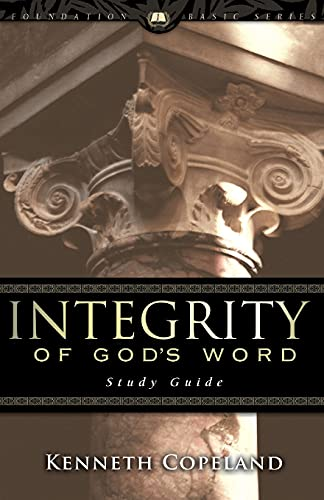 9781575626581: Integrity of God's Word Study Guide